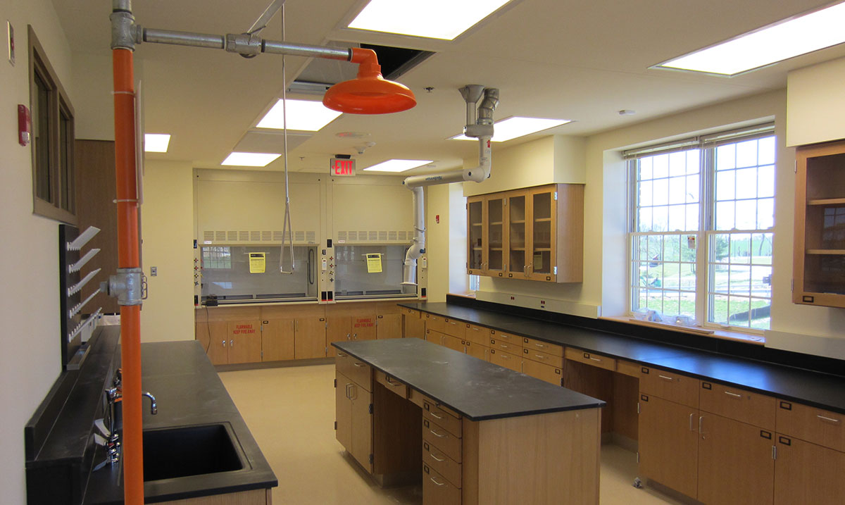 Maryland State Police Crime Lab