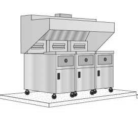 Commercial Kitchen Hood Exhaust Design